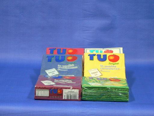 Szalvéta 2 rétegű, piros,zöld, krémszínű, sötétkék, bordó, nap sárga, barackszín, 33x33 cm, 50 db/csomag , 36 csomag/karton - 1024x768 pixel - 253631 byte