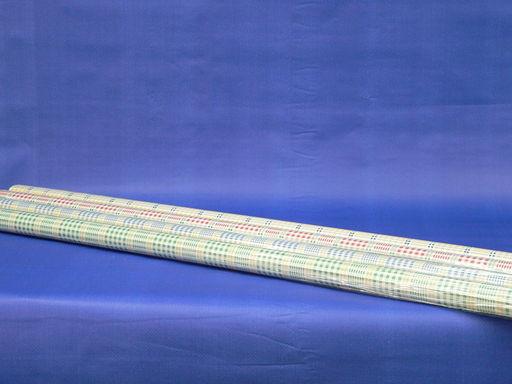 Papír asztalterítő kockás, zöld, kék, piros, sárga 1,2x10 m - 1024x768 pixel - 241980 byte