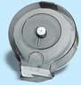 Minirollnitartó - méret:220x130x220 mm 19cm papírhoz - füstszínű - 569x600 pixel - 114169 byte