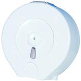 Toalettpapír tartó midirollnitartó - méret:260x130x260 mm 24cm papírhoz - fehér - 582x600 pixel - 58241 byte