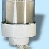 Kéztörlőpapírtartó - méret:270x160x160 mm tek.pap.hoz,20 cm - füstszínű - 493x600 pixel - 88725 byte