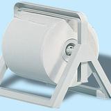 Kéztörlőpapírtartó ipari papírhoz - méret:250x305x440 mm tek.pap.hoz, 30 cm - fehér - 779x600 pixel - 152724 byte