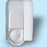 Szappanadagoló 0,35 literes - méret: 160x100x85 mm - fehér - 231x279 pixel - 17899 byte