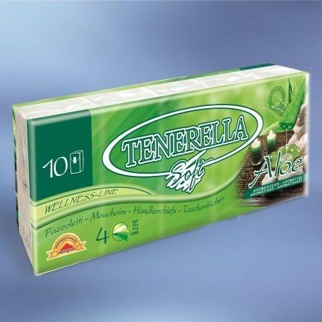 Tenerella papírzsebkendő Aloe Vera 4 réteg 10x9db - 456x456 pixel - 43029 byte