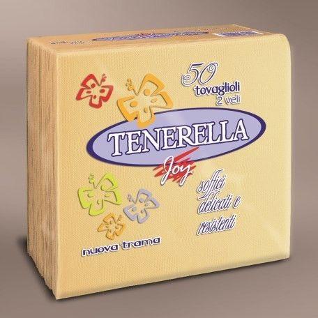 Tenerella szalvéta 40x40cm 50 lap 2 réteg szövet hatású - 456x456 pixel - 45506 byte