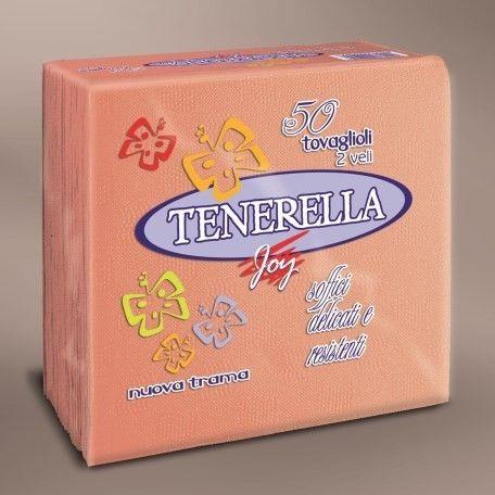Tenerella szalvéta 40x40cm 50 lap 2 réteg szövet hatású - 456x456 pixel - 48963 byte