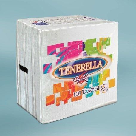 Tenerella szalvéta 40x40cm 100 lap 2 réteg fehér - 456x456 pixel - 38261 byte