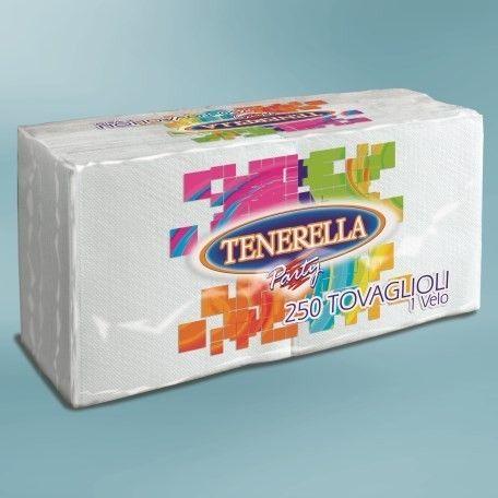 Tenerella szalvéta 40x40cm 250 lap 1 réteg fehér - 456x456 pixel - 38556 byte