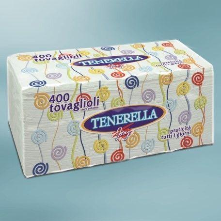 Tenerella szalvéta 40x40cm 400 lap 1 réteg fehér - 456x456 pixel - 46963 byte
