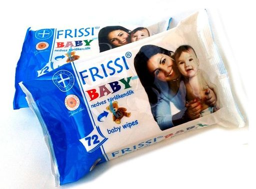 Frissi Baby nedves törlőkendő - 799x592 pixel - 77789 byte