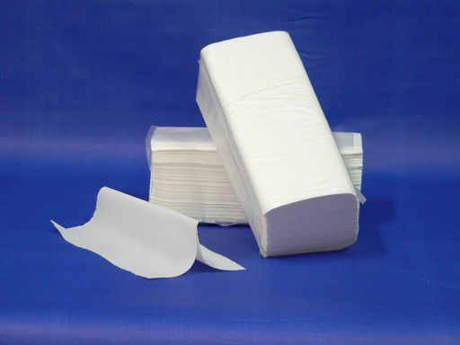 Kéztörlőpapír Z hajtogatott, szuper fehér,200 lap/csomag, 20 csomag/karton,2 rétegű, cellulóz,  lapméret: 21,5x25 cm - 1024x768 pixel - 182878 byte