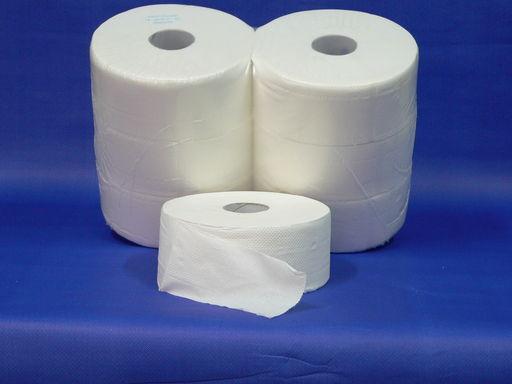 Midirollni papír 2 rétegű, tissue, átmérő 23 cm, mag átmérő 6 cm, 100 % cellulóz,220 m/db, 6 db/csomag - 1024x768 pixel - 179522 byte