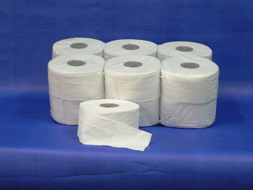 Minirollni papír 2 rétegű, tissue, átmérő 19 cm, mag átmérő 6 cm, reci,140 m/db, 12 db/csomag - 1024x768 pixel - 195705 byte